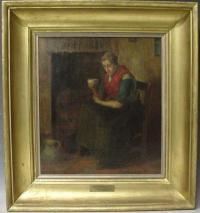 Hendricus Anthonius Dievenbach,geb.1872Haarlem-gest.1946 Laren
