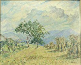 Karl Louis Waldemar Steffens, genannt Karl Max Steffens Maler und Bildhauer geb. am 25 September 1906 in Kassel gestorben im Januar 1965 in Kassel