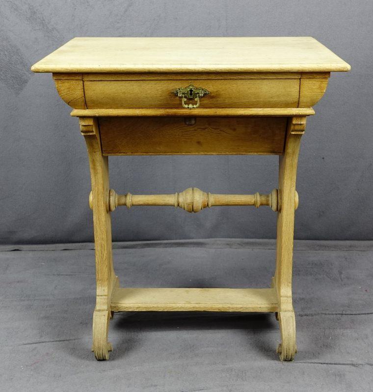 antiquit ten und kunstgegenst nde patent n h spiel schreib schmuck tisch. Black Bedroom Furniture Sets. Home Design Ideas